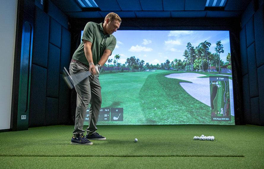 GCH Indoorgolf | Simulator3
